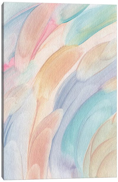 Pastel Dreams Canvas Art Print
