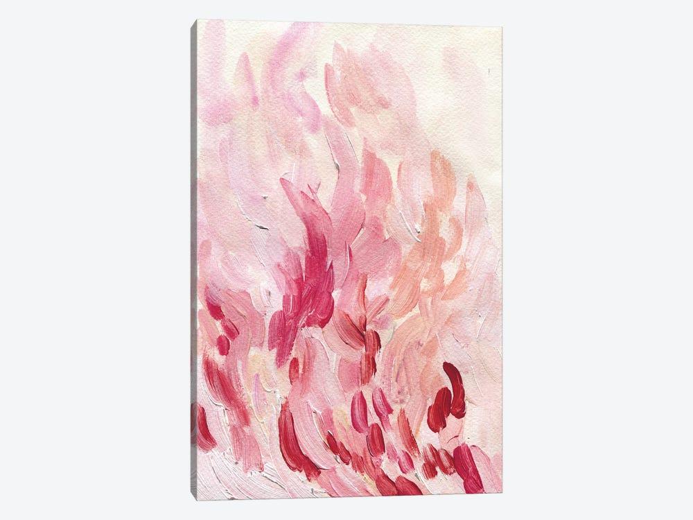 Pretty In Pink by Albina Bratcheva 1-piece Canvas Art
