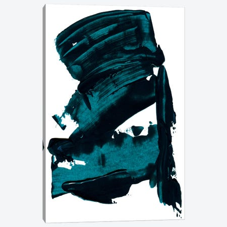 Blue Dreams Canvas Print #BCV82} by Albina Bratcheva Art Print