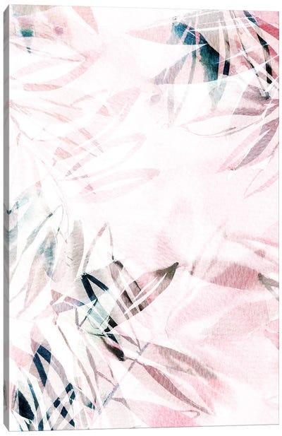 Muted Tropics Canvas Art Print