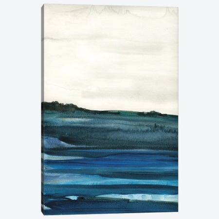 Ocean Tide 3-Piece Canvas #BCV87} by Albina Bratcheva Canvas Wall Art