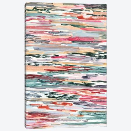 Reflections II 3-Piece Canvas #BCV90} by Albina Bratcheva Canvas Artwork