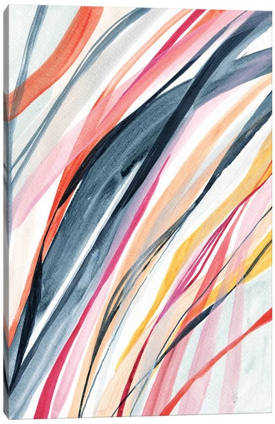 Sunset Arch Canvas Art Print