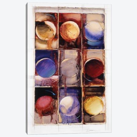 Abstract IX Canvas Print #BDE12} by Bruce Dean Canvas Art