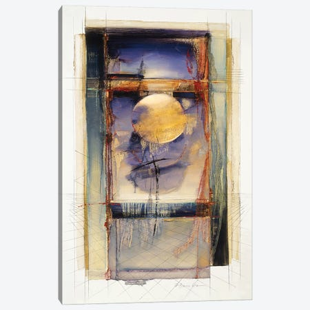 Abstract I 3-Piece Canvas #BDE1} by Bruce Dean Canvas Art Print