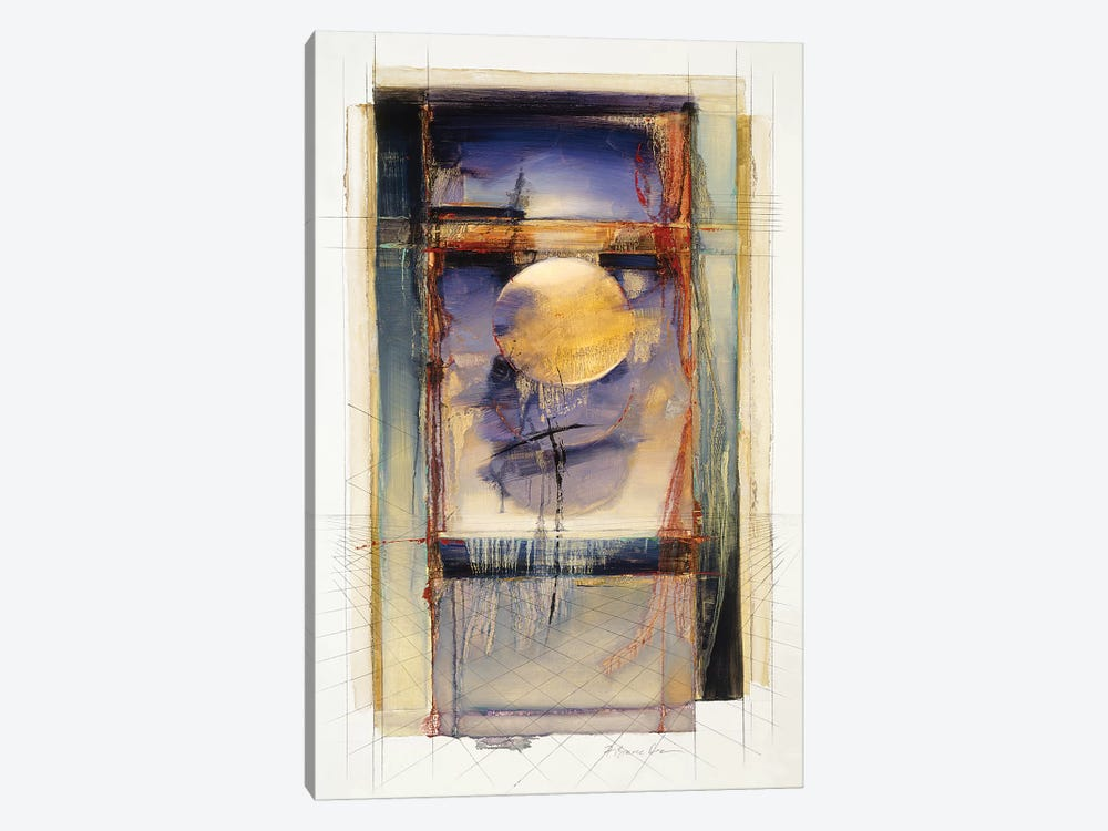 Abstract I by Bruce Dean 1-piece Canvas Artwork
