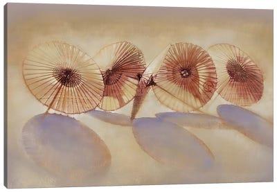 Parisols I Canvas Art Print