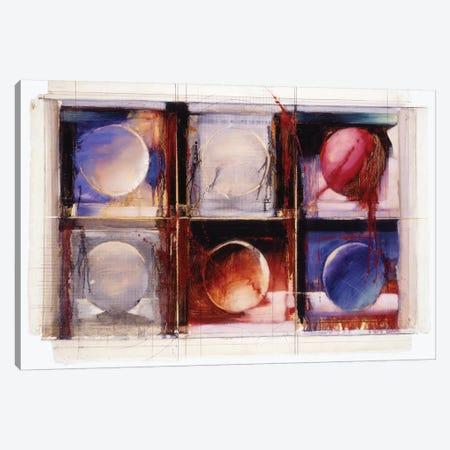 Abstract X Canvas Print #BDE2} by Bruce Dean Canvas Art Print