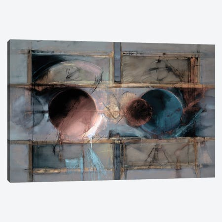 Abstract XII 3-Piece Canvas #BDE4} by Bruce Dean Canvas Art