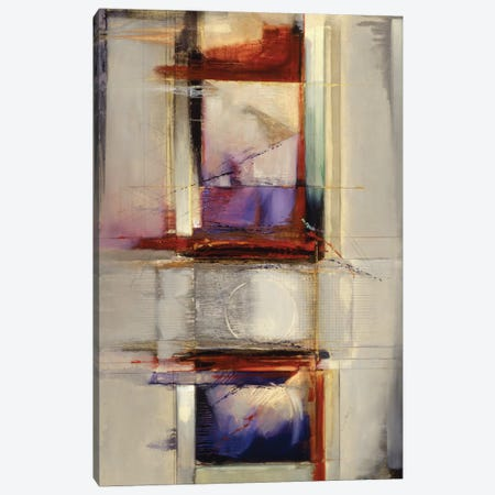 Abstract XIV Canvas Print #BDE5} by Bruce Dean Canvas Artwork