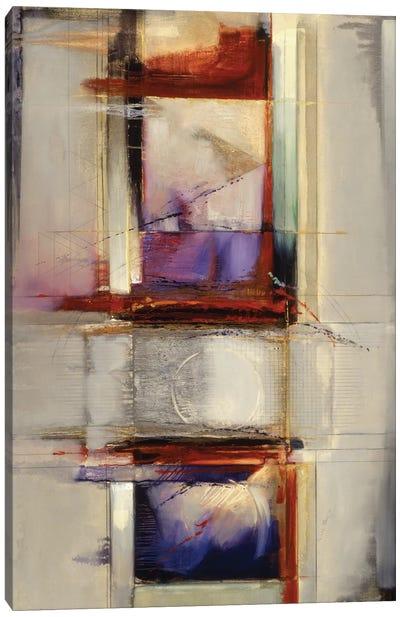 Abstract XIV Canvas Art Print