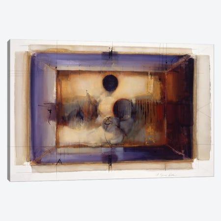 Abstract VI 3-Piece Canvas #BDE9} by Bruce Dean Canvas Print