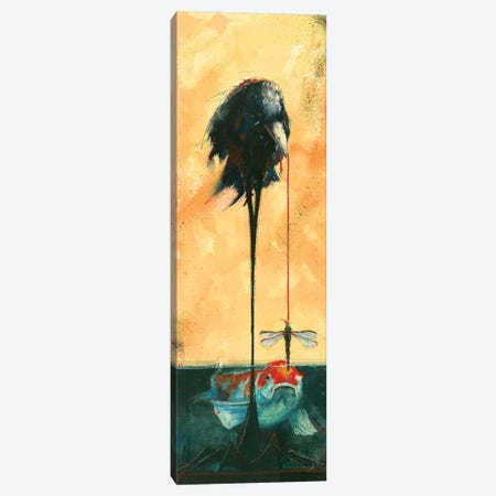 Gone Fishin Canvas Print #BDG11} by Barton DeGraaf Canvas Art