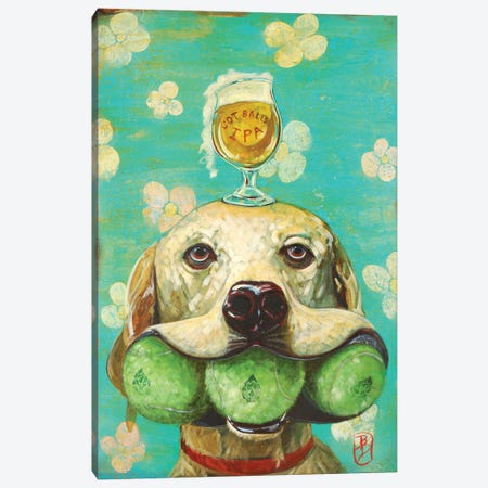 Got Balls Canvas Print #BDG12} by Barton DeGraaf Canvas Artwork