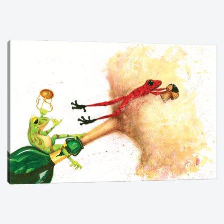 See Ya Canvas Print #BDG20} by Barton DeGraaf Canvas Print