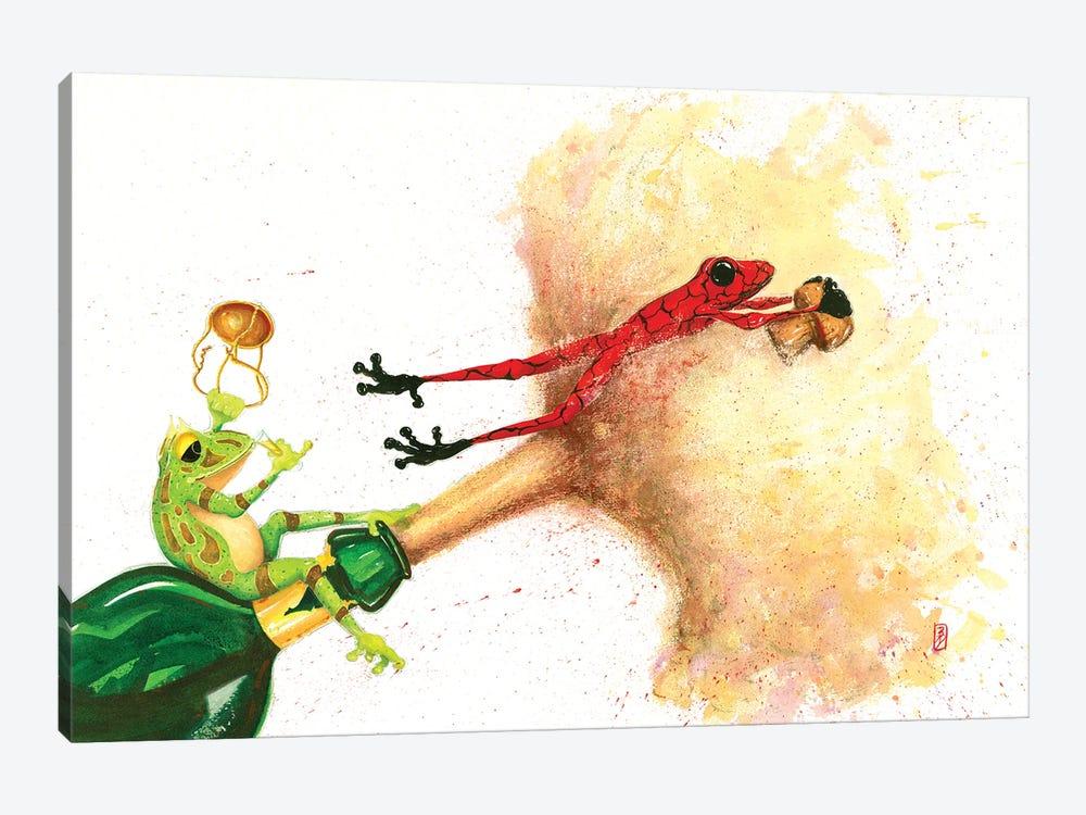 See Ya by Barton DeGraaf 1-piece Canvas Art Print