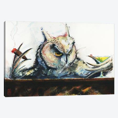Who Canvas Print #BDG26} by Barton DeGraaf Canvas Art
