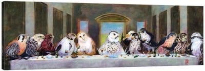 Birds Of Pray Canvas Art Print