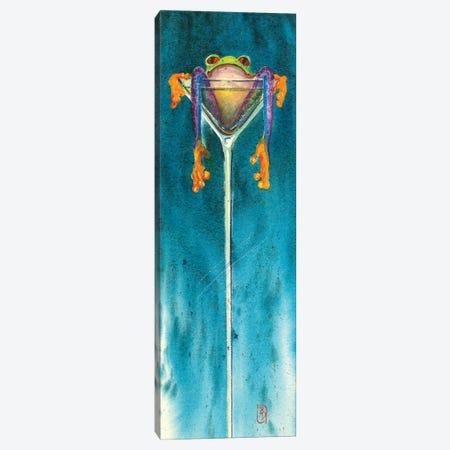 Blue Chill Canvas Print #BDG4} by Barton DeGraaf Canvas Artwork