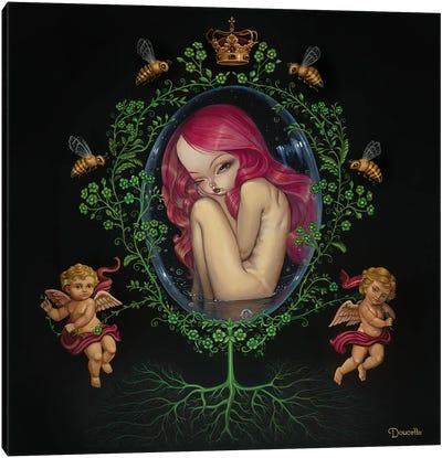 Gestation Canvas Art Print