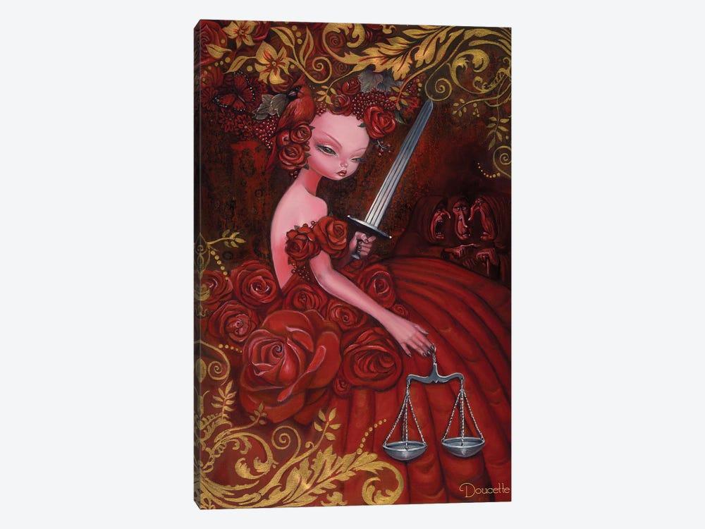 Justice by Bob Doucette 1-piece Art Print