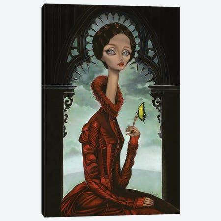 Lucille Canvas Print #BDO17} by Bob Doucette Canvas Art Print