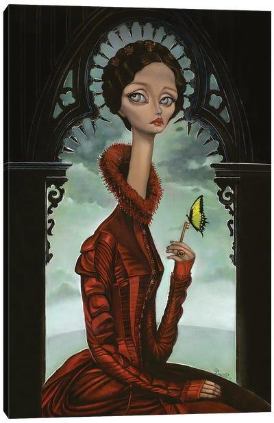 Lucille Canvas Art Print
