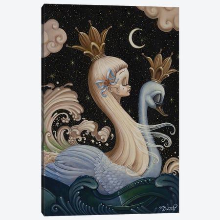 Oneirataxia Canvas Print #BDO34} by Bob Doucette Canvas Art Print
