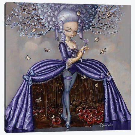 Cherry Blossom Time Canvas Print #BDO4} by Bob Doucette Canvas Art