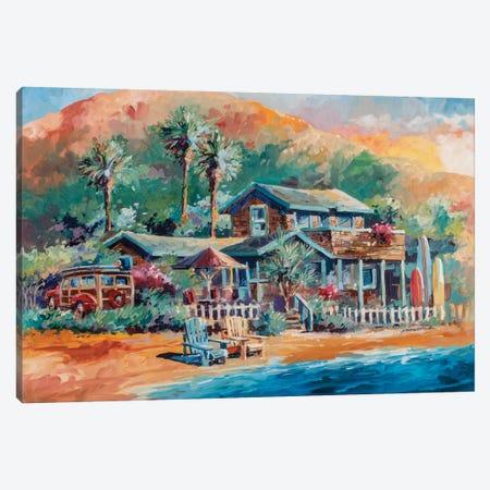 Beaches Canvas Print #BDR3} by Bill Drysdale Canvas Art Print