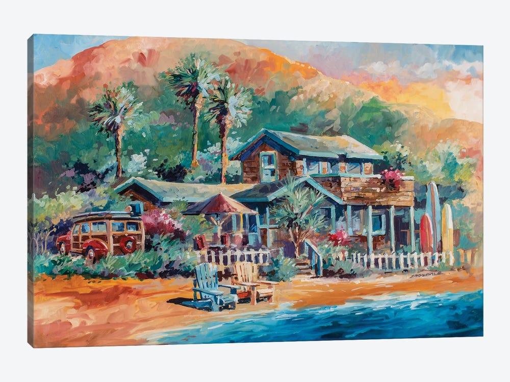 Beaches by Bill Drysdale 1-piece Canvas Art Print