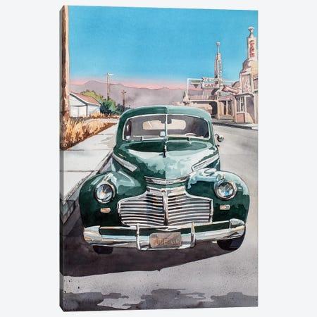 Route 66 3-Piece Canvas #BDR40} by Bill Drysdale Canvas Artwork