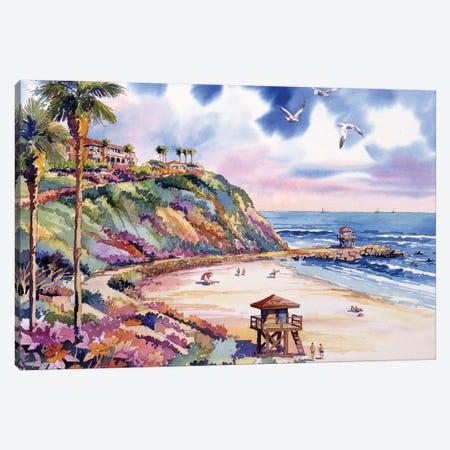 Salt Creek Beach Canvas Print #BDR41} by Bill Drysdale Canvas Wall Art
