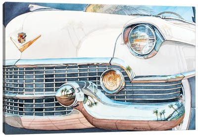 54 Eldorado Canvas Art Print