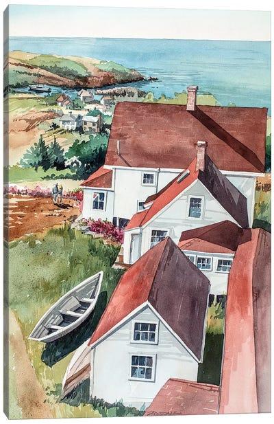 Cape Cod Canvas Art Print