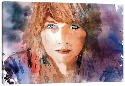 Tessa Canvas Art Print