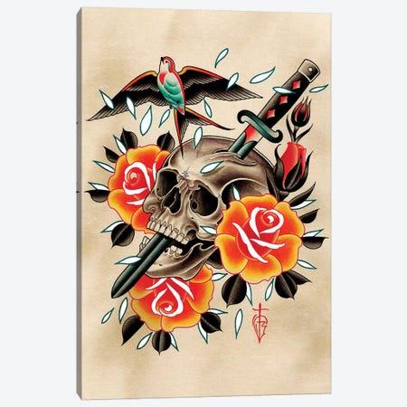 Spar Canvas Print #BDW20} by Tyler Bredeweg Art Print