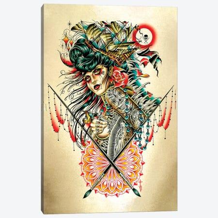 Voy Canvas Print #BDW22} by Tyler Bredeweg Canvas Art Print