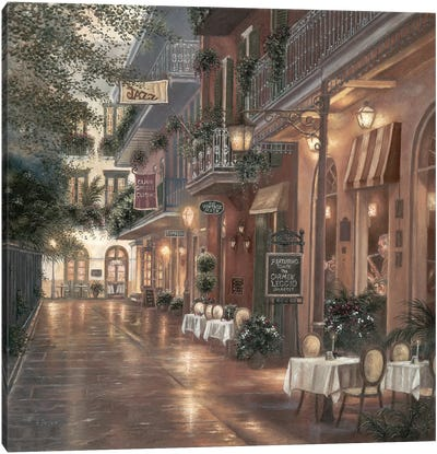 Carmen Leggio New Orleans 1959 Canvas Art Print
