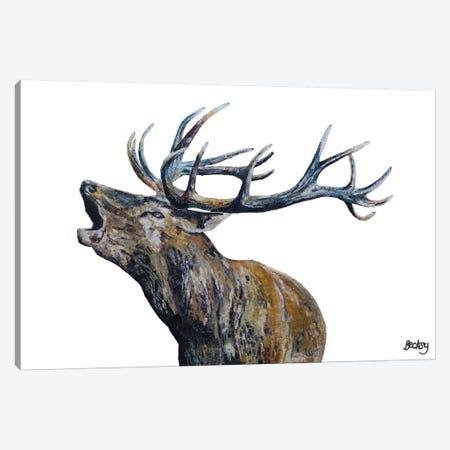 Fraser II Canvas Print #BEC14} by Becksy Canvas Artwork