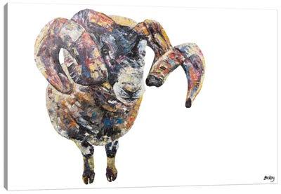 Goseland Canvas Art Print