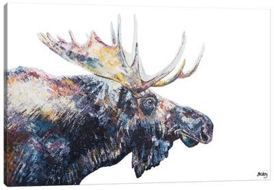 Jed Canvas Art Print