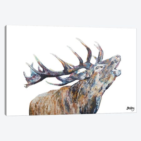 Murdo Canvas Print #BEC29} by Becksy Canvas Art