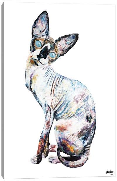 Larry Canvas Art Print
