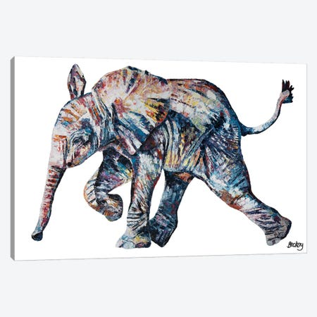 Ivanka Trunk Canvas Print #BEC63} by Becksy Canvas Artwork