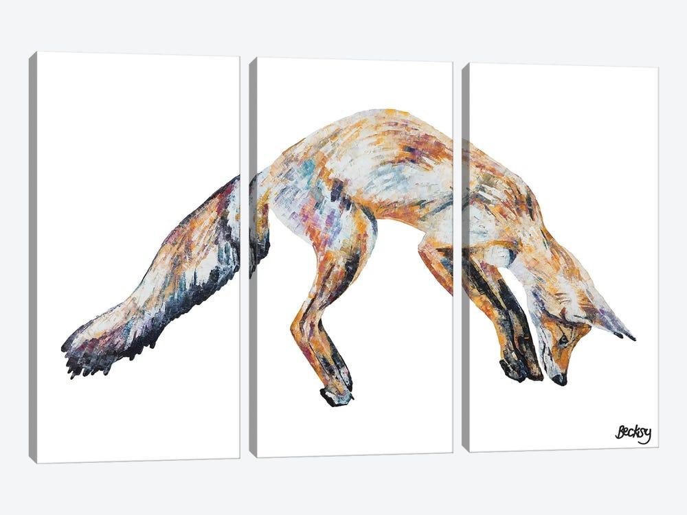 Mr Aikwood by Becksy 3-piece Art Print