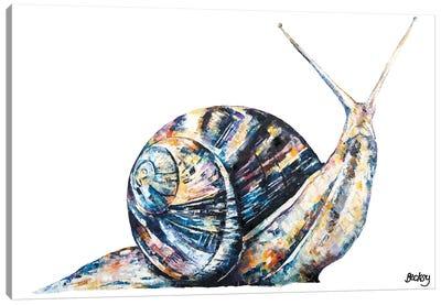 Mr Beeching Canvas Art Print