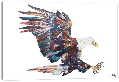 Eric Canvas Art Print