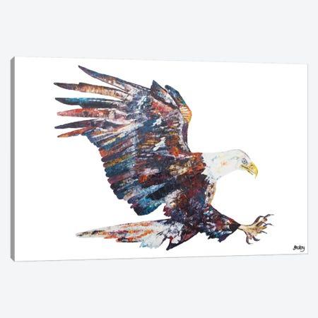 Eric Canvas Print #BEC9} by Becksy Canvas Art