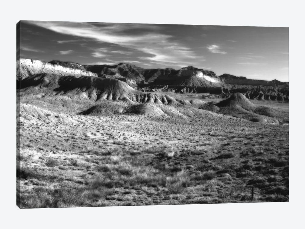 San Rafael Reef In B&W, Emery County, Utah, USA by Petr Bednarik 1-piece Art Print